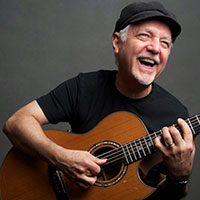 Legendary Christian and mainstream music artist Phil Keaggy.