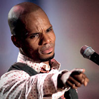 Kirk Franklin is a consistently top performer in terms of sales by a Christian music artist.