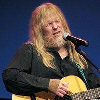 Larry Norman was a pioneer of the Christian rock music genre.