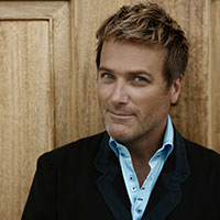 One of the top 10 contemporary Christian musicians, Michael W Smith.